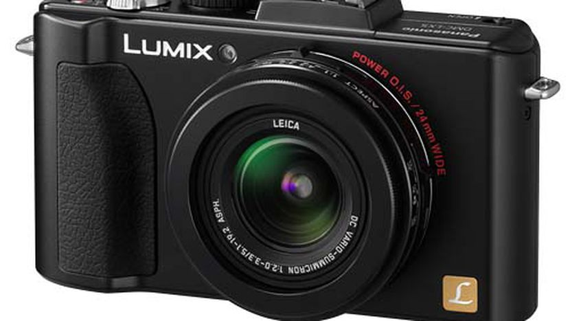 Panasonic lumix dmc lx5 инструкция